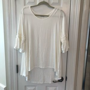 Annabelle large ivory top new